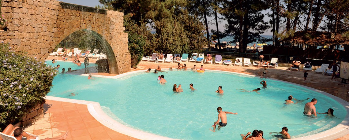 promotion camping corse
